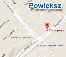 ITmarket.pl mapa dojazdu, dojazd
