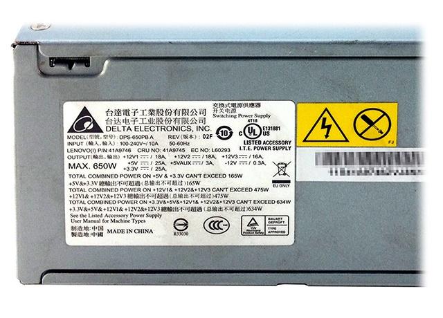 Delta Electronics DPS-650PB A