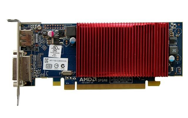 AMD ATI Radeon HD6450 LP