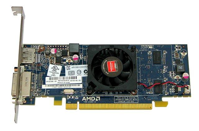 AMD ATI Radeon HD6450