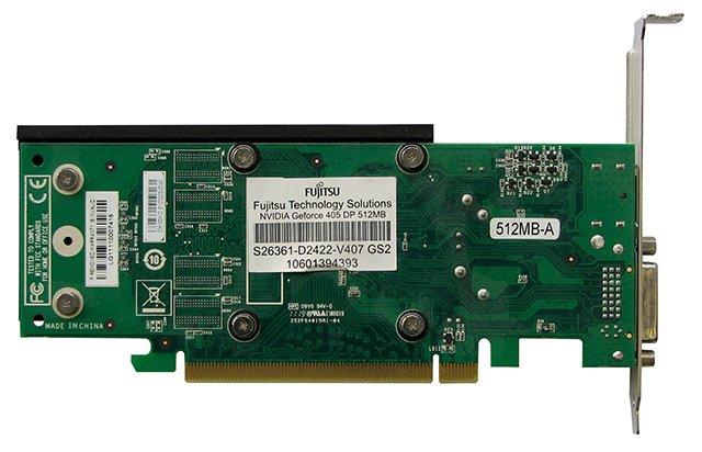 Fujitsu NVIDIA GeForce 405 DP