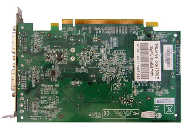 Fujitsu GeForce 7300 LE