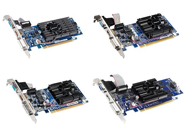 Gigabyte GeForce 210