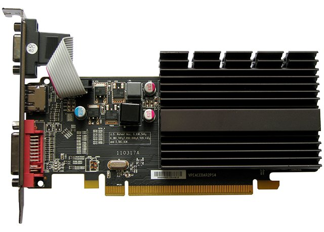 XFX Radeon HD 5450