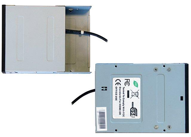 Multimedia Card Reader USB 3,5