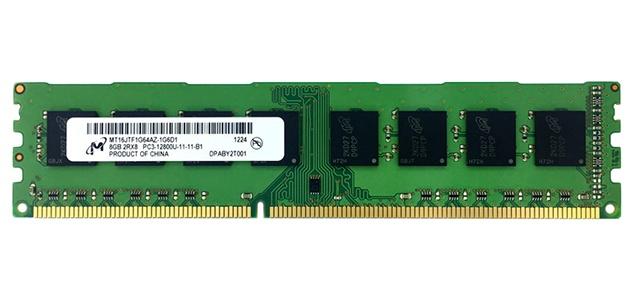 Micron MT16JTF1G64AZ-1G6E1 8GB