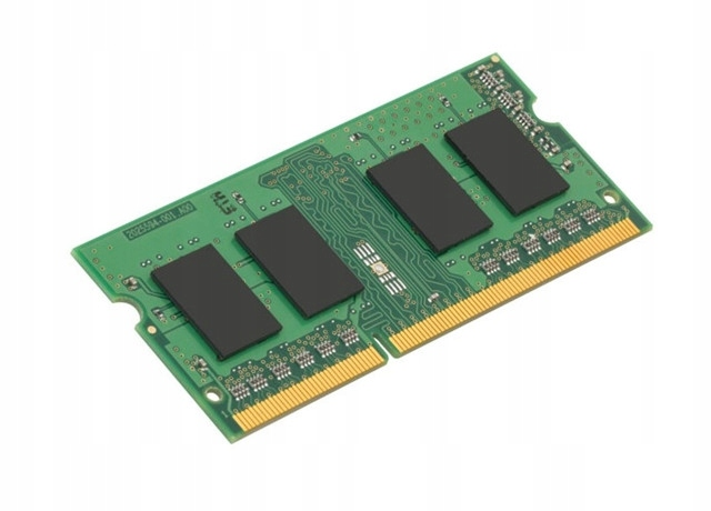 Pamięć RAM DDR3 SODIMM 4GB Outlet