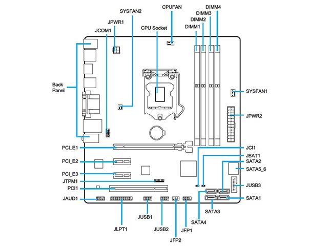 MSI B85M-E45