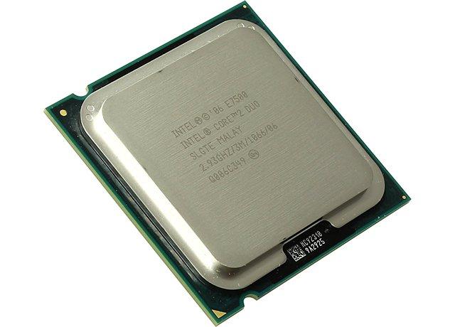 Intel E7500