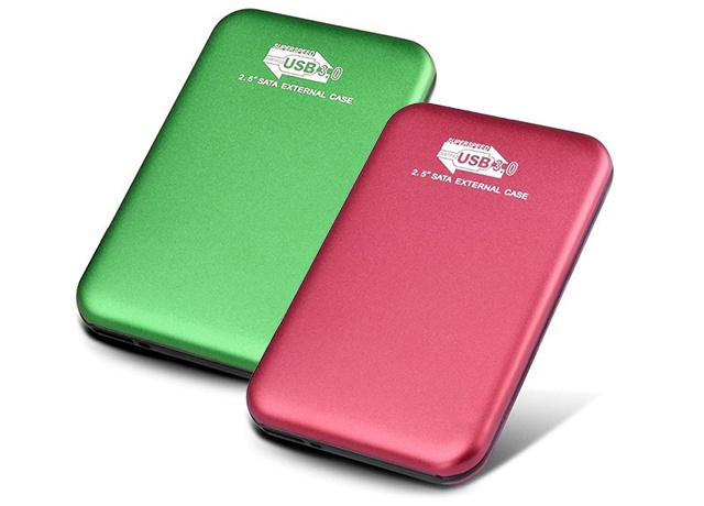 Bandit Power HDD USB 3.0 2 kolory