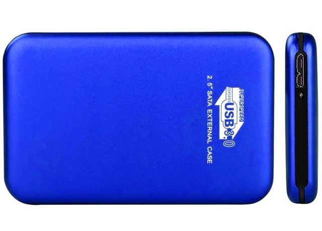 Bandit Power SSD USB 3.0 Blue