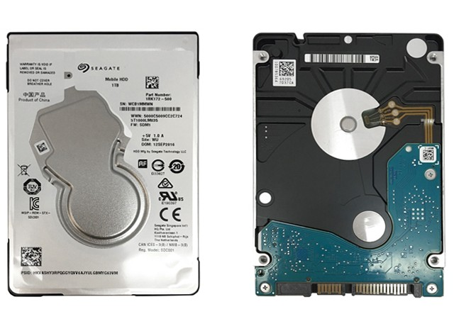 SEAGATE ST1000LM035 1 TB