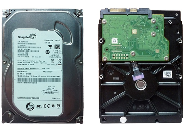 HDD Seagate Pipeline ST3320413AS