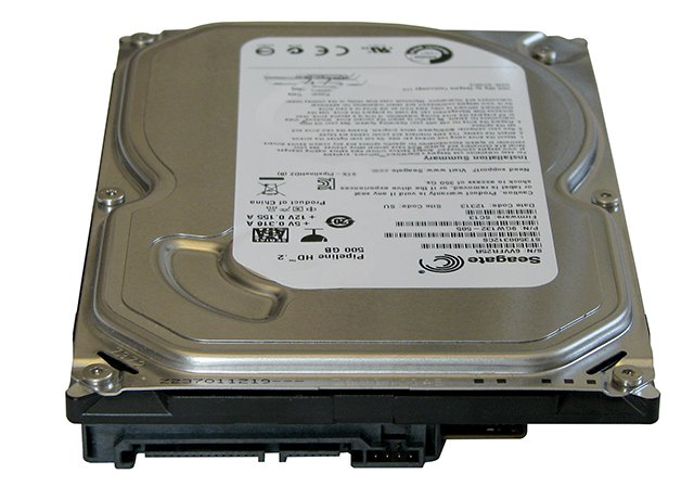 HDD Seagate Pipeline ST3500312CS