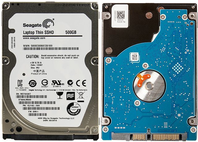 SEAGATE ST500LM000 500 GB