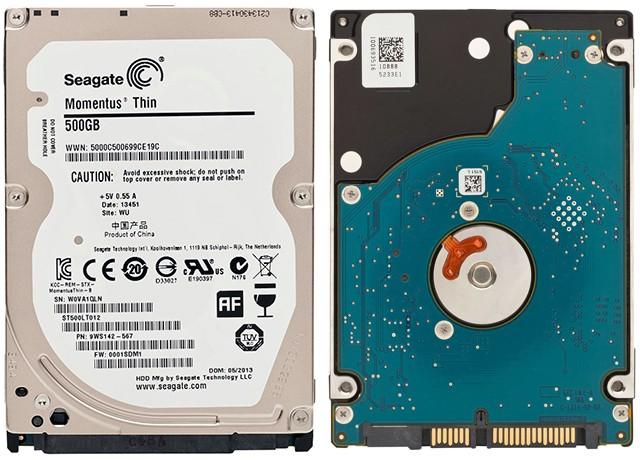SEAGATE ST500LT012 500 GB