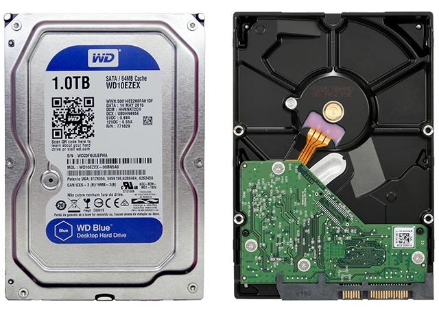 HDD Western Digital WD10EZEX 1 TB