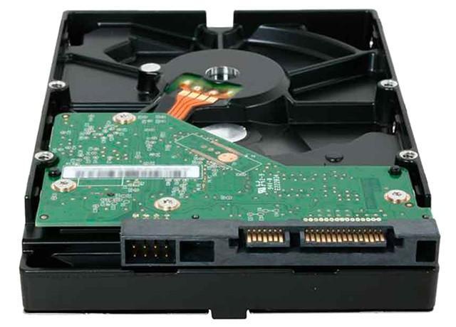 HDD Western Digital WD5000AVVS 500 GB