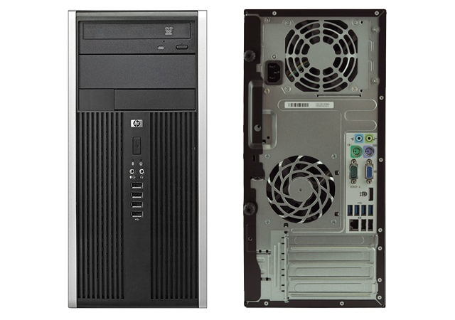 HP 6305 MT series Set + AOC E2460P