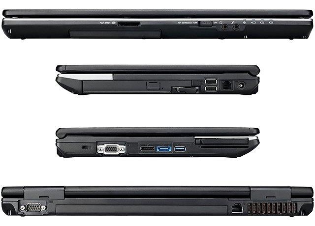 Fujitsu E752