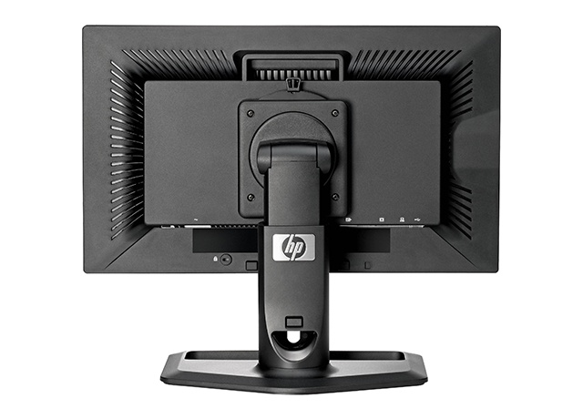 Monitor HP zr22w tył