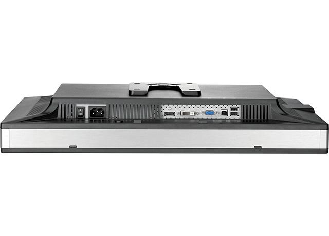 Monitor HP zr24w złącza
