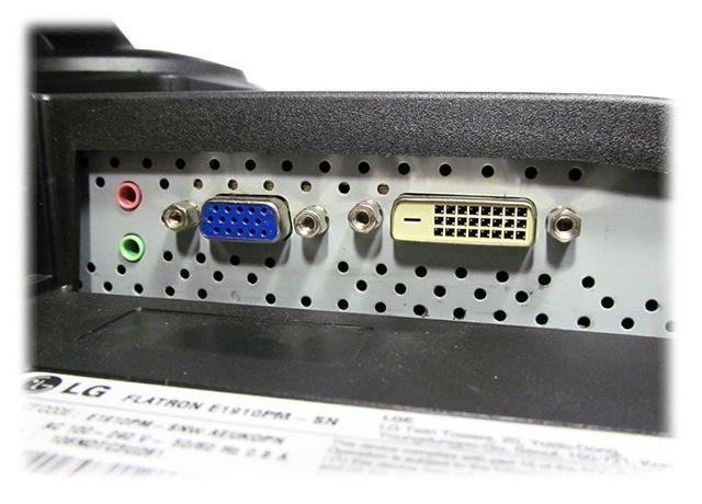 LG Flatron E1910
