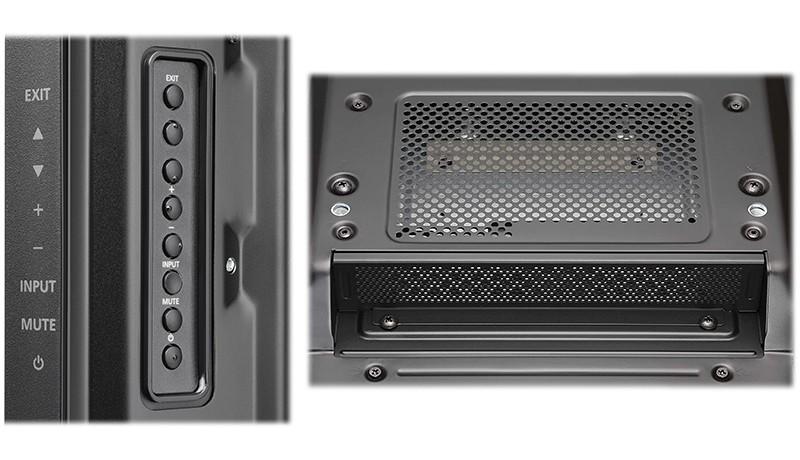 NEC Multisync V323-2 sterowanie