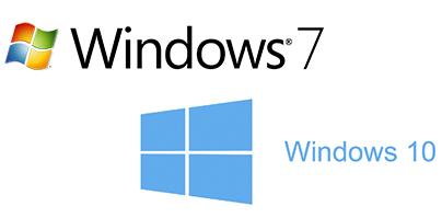 Microsoft Windows 7/10 Professional
