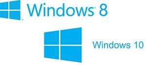 Microsoft Windows 8 10