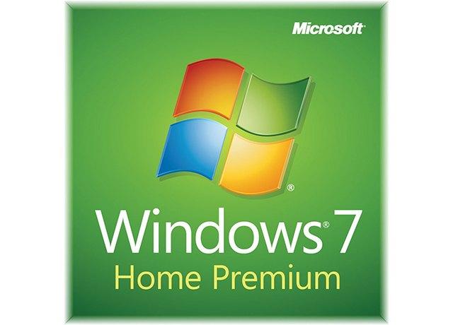 MS Windows 7 Home Premium