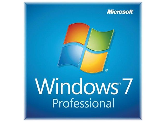 MS Windows 7 PRO