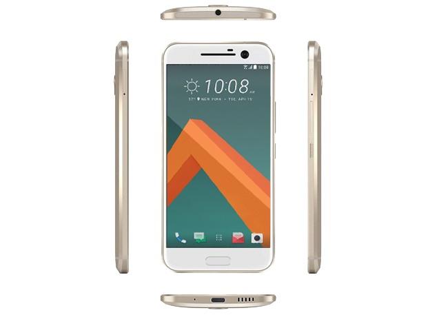 HTC M10 Topaz Gold