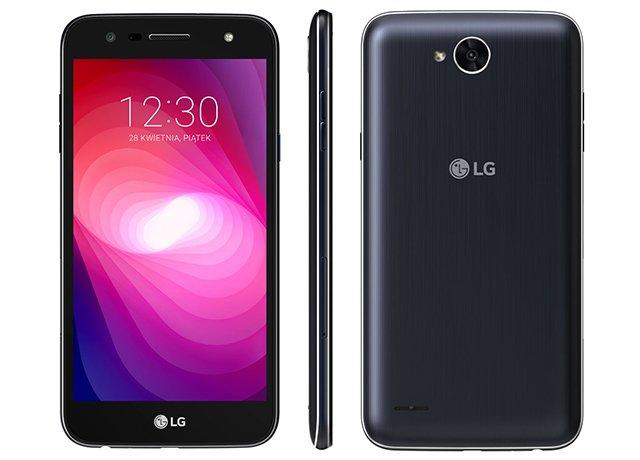 LG X Power 2 M320N Black Blue