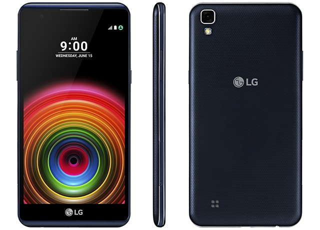 LG X Power K220 Indigo Black