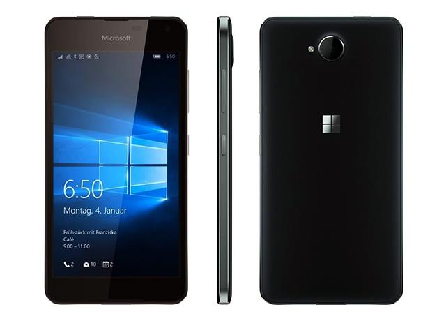 Microsoft Lumia 650 (RM-1152) Black