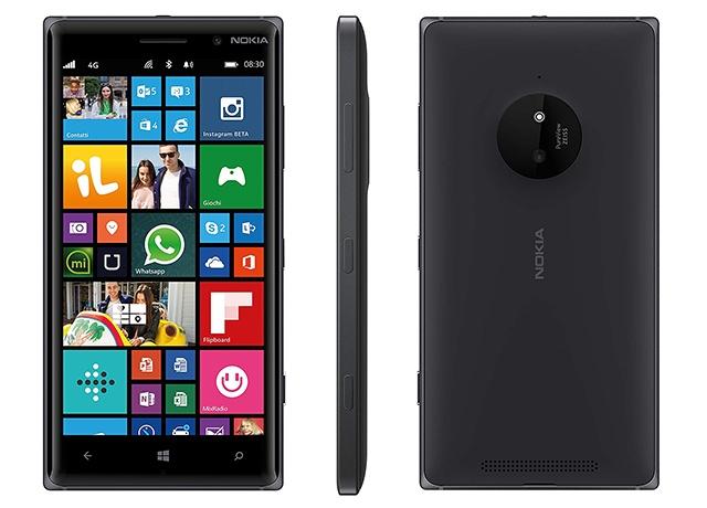 Nokia Lumia 830 (RM-892) Black