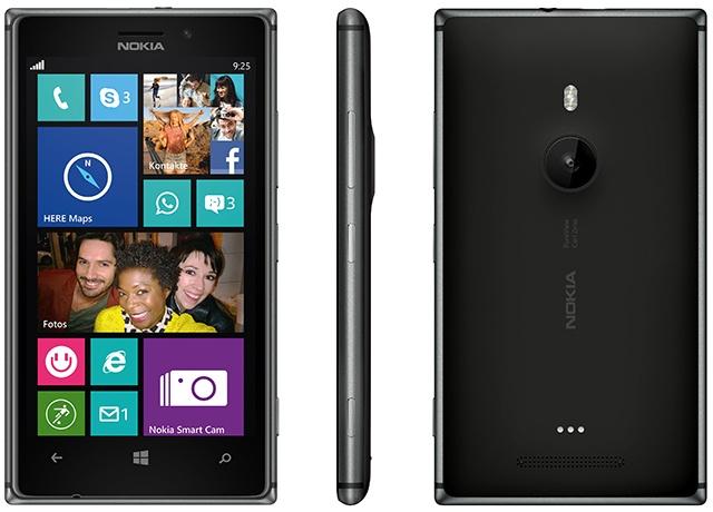 Nokia Lumia 925 (RM-892) Black