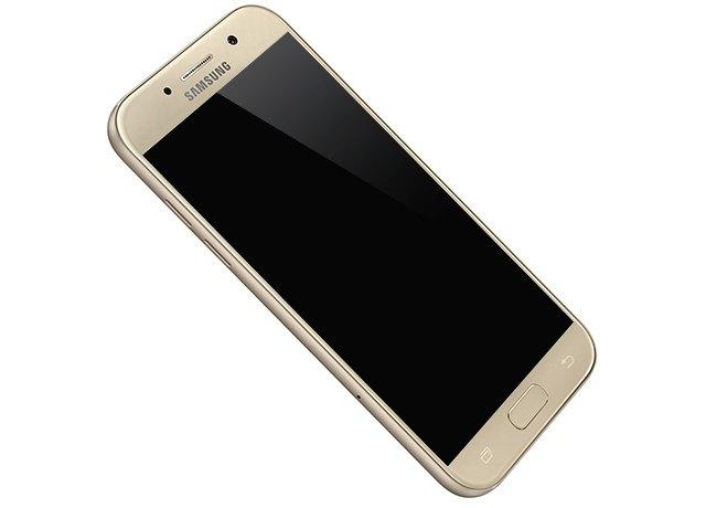 Samsung Galaxy S5 2017 Gold Sand