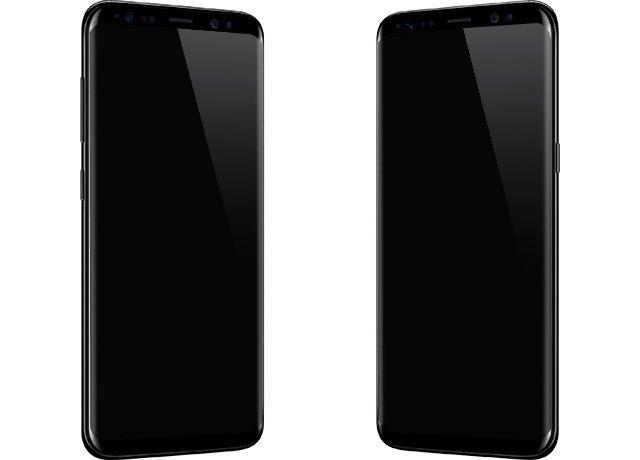 Samsung Galaxy S8 G950F Midnight Black