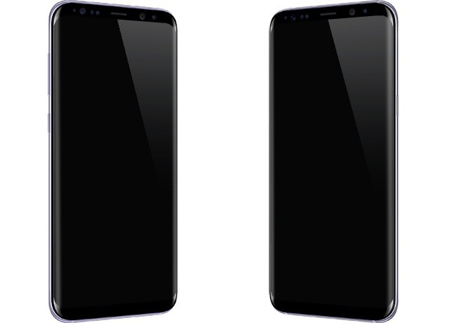 Samsung Galaxy S8 G950F Orchid Gray