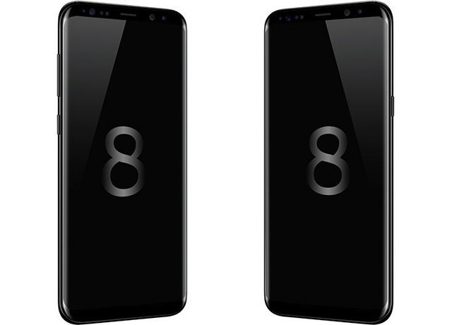 Samsung Galaxy S8 Plus G955F Midnight Black