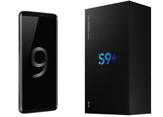 Samsung Galaxy S9 Plus G965F Black