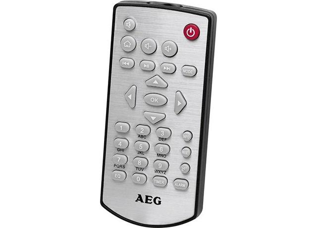 AEG IR 4468 BT