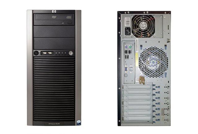 HP Proliant ML310 MT