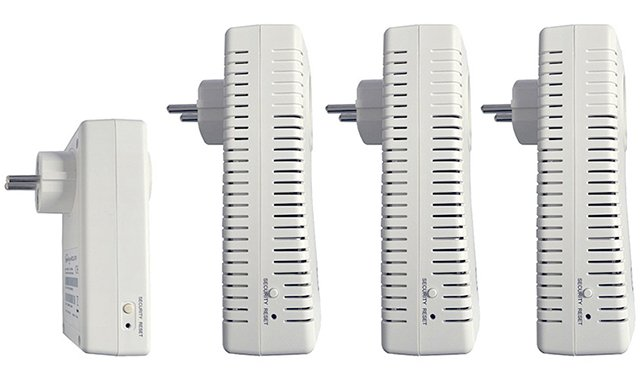 WiFi 3x PowerGrid PG-9072LG-TN + PG-9073LG-TN